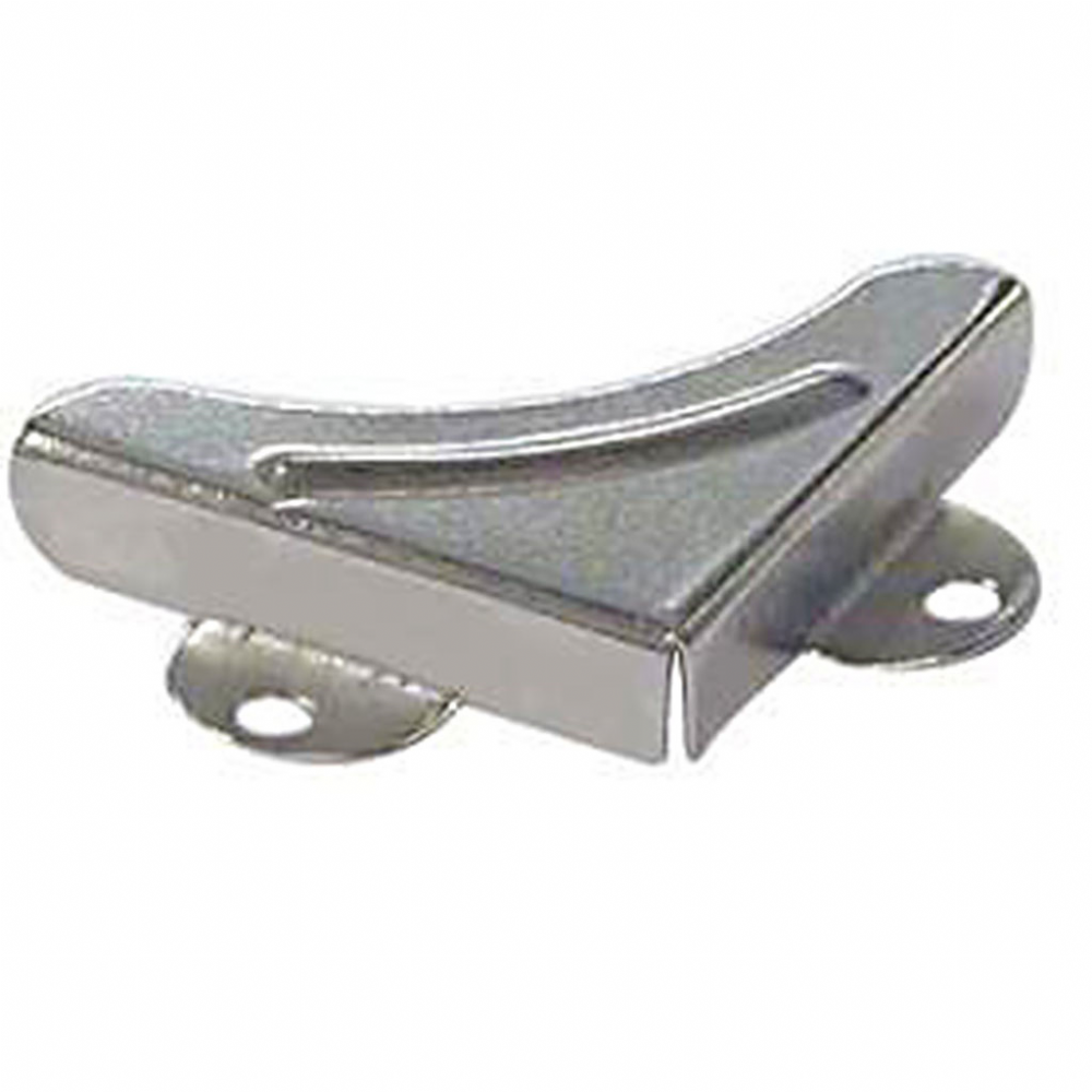 Mirror or Board Corner Fixings Nickel Plated